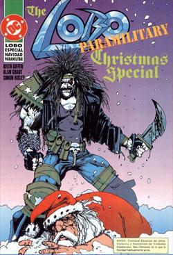 El típico tópico de estas fechas: Feliz Navidad Lobonavidad
